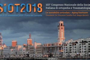 103° Congresso Nazionale Società Italiana Ortopedia e Traumatologia